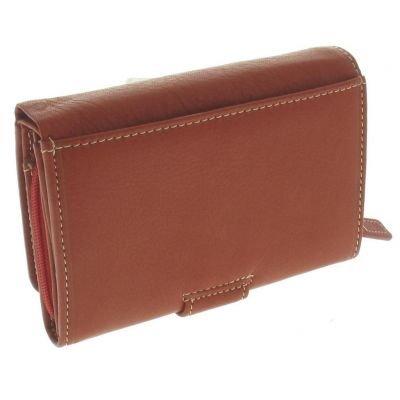 fancil portefeuille porte monnaie femme en cuir rouge portefeuille femme. Black Bedroom Furniture Sets. Home Design Ideas