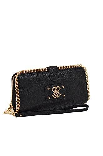 portefeuille et porte monnaie femme guess de la collection deputy portefeuille femme