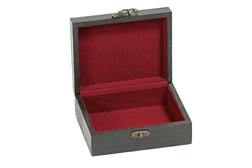 portefeuille pour homme et femme format paysage y compris bo te de cadeau en bois leas cuir. Black Bedroom Furniture Sets. Home Design Ideas