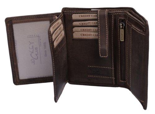 portefeuille femme portrait portefeuille pour homme et femme format portrait leas cuir vritable marr. Black Bedroom Furniture Sets. Home Design Ideas