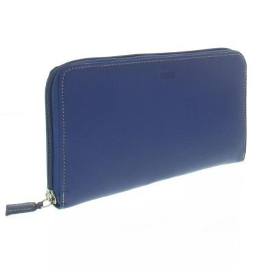 Fancil-Compagnon-porte-chquier-bleu-intrieur-multicolore-0